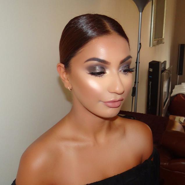 London Based Makeup Artist Selina Bassi