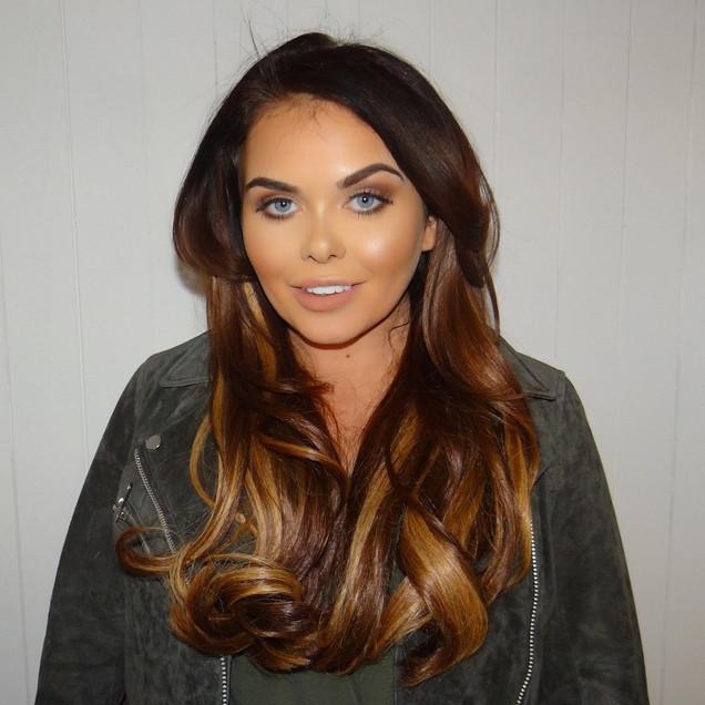 Scarlett Moffatt Makeup by Selina Bassi