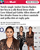 Amber Davies Daily Mail Mail Make Up By