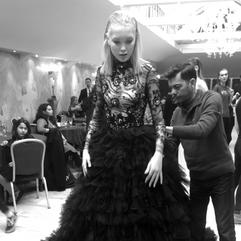 Paris Fashion Week Makeup by Selina Bassi