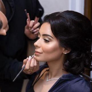 Bridal Makeup Artist Selina Bassi