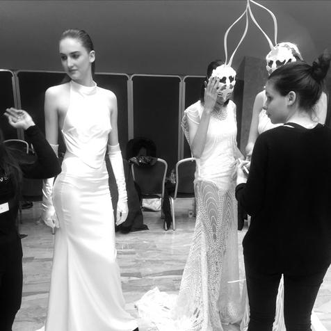 Paris Fashion Week Models