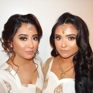Asian Bridal Makeup Artist Selina Bassi