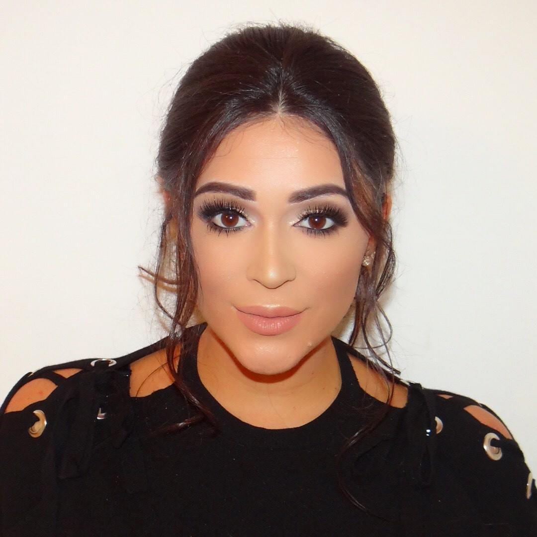Casey Batchelor Makeup by Selina Bassi