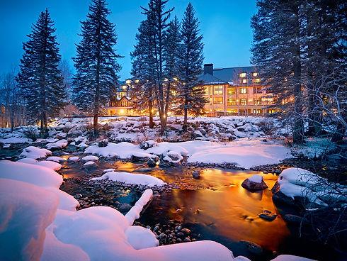 Vail_Cascade_Exterior_Winter_Gore_Creek_