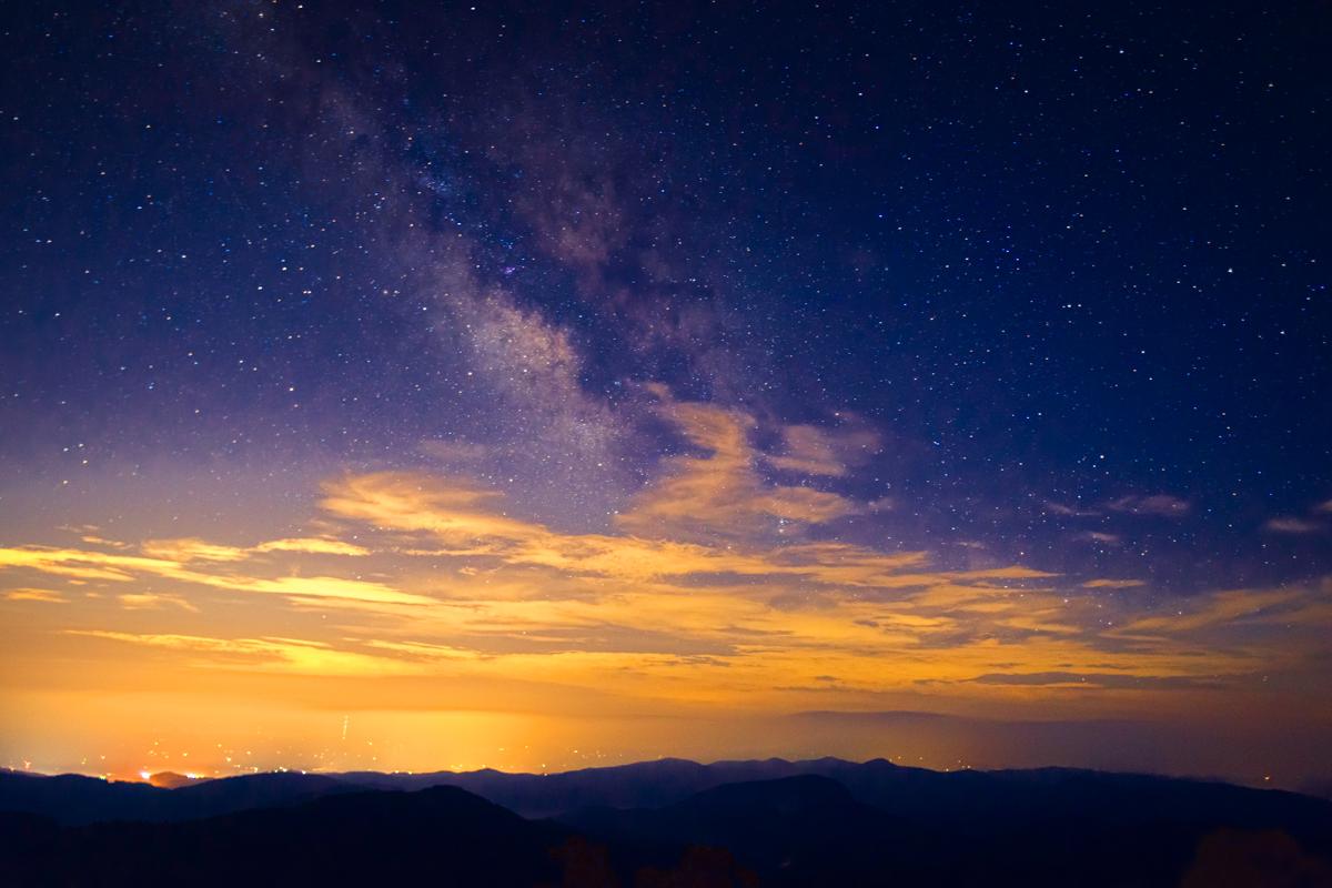 Milky Way Horizontal 16 x 24