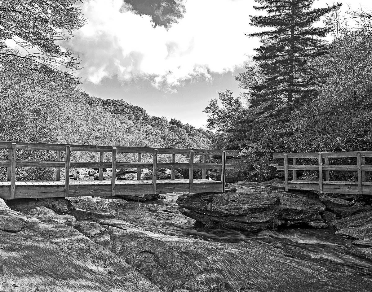 graveyard fields bridge bw 11 x 14-2small