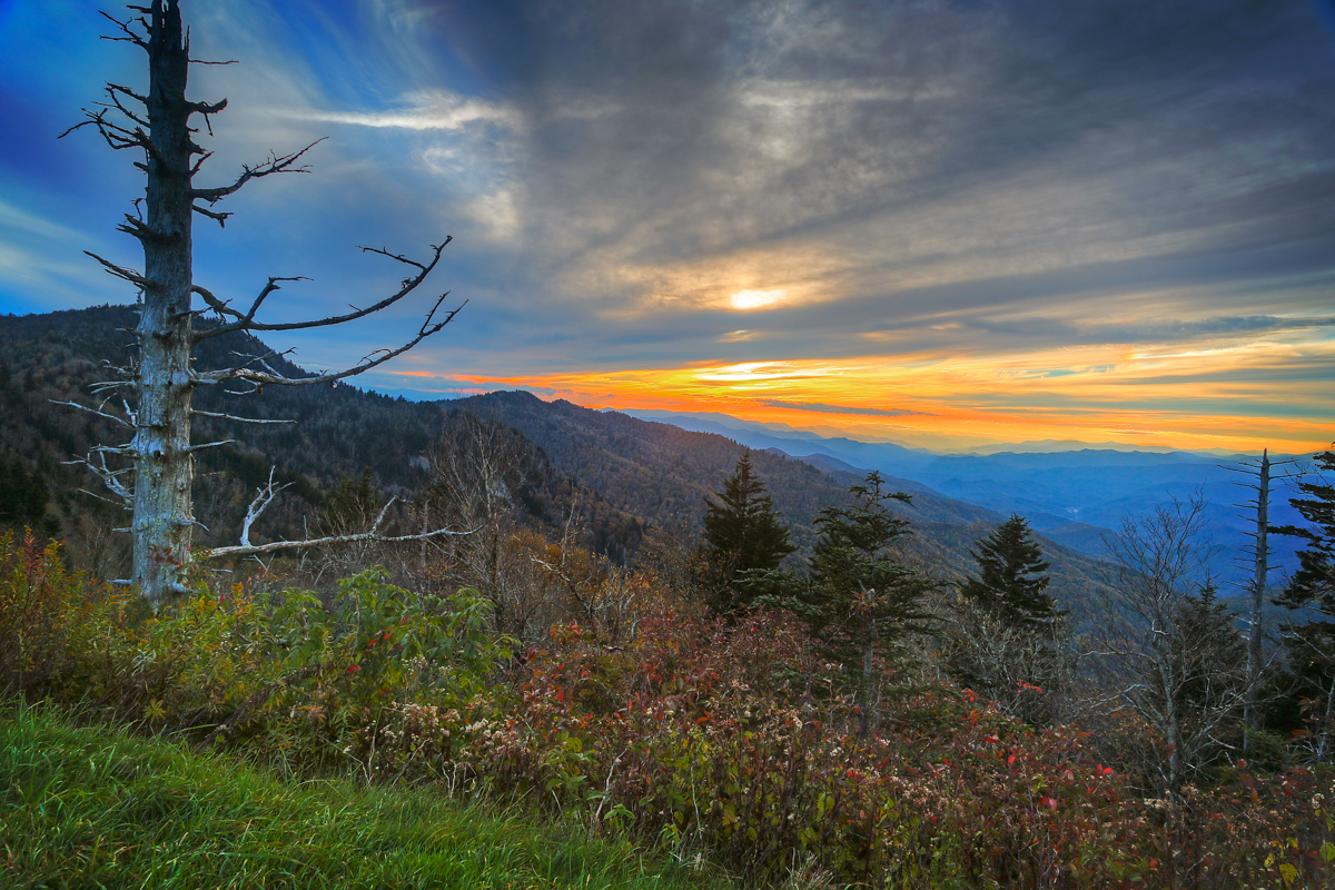 sunset waterrock knob