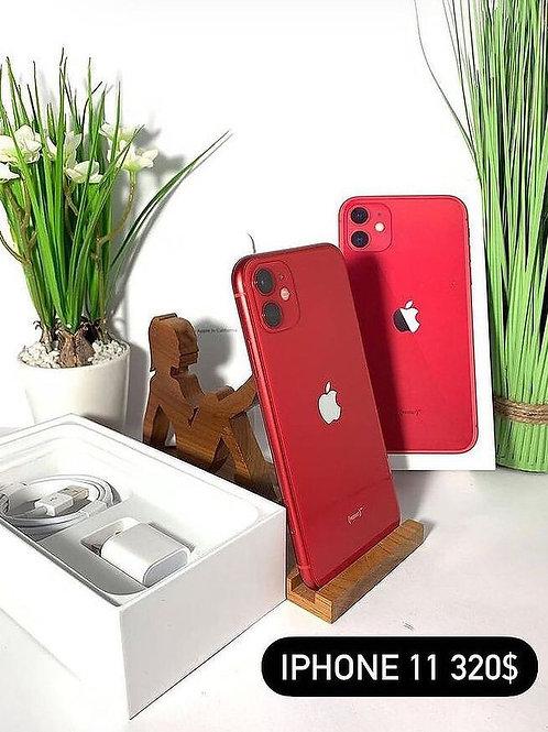 Apple iPhone 11 128GB Red Neverlock