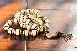 Ivory & Ebony Handmade Worry Beads