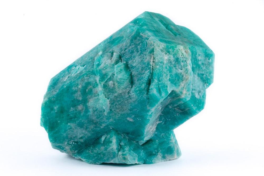 Amazonite raw material