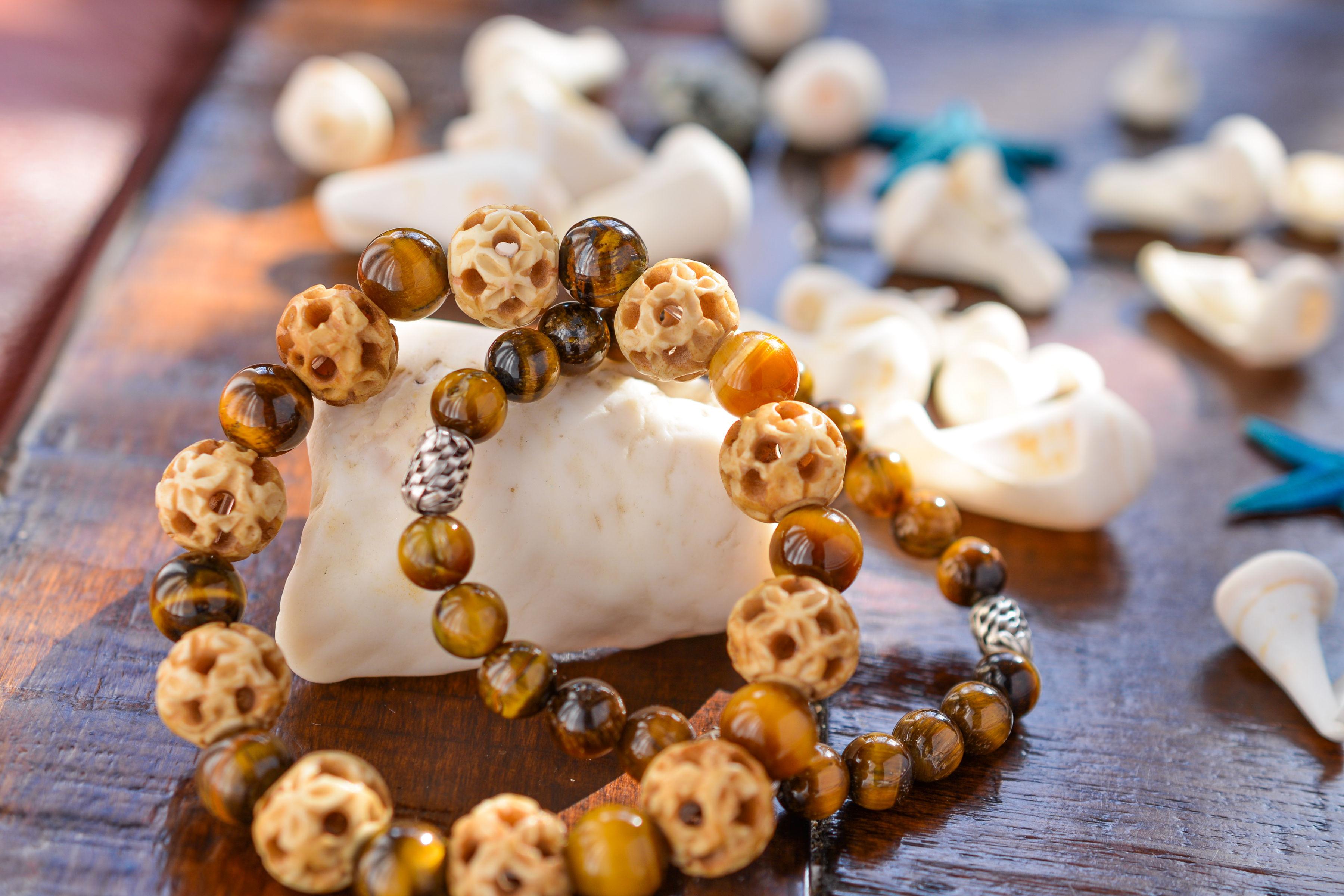 Tiger's Eye Bracelets