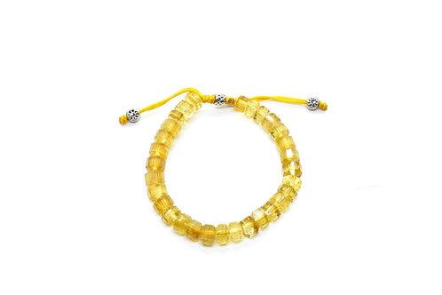 Citrine Natural Gemstone Bracelet