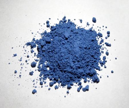 Lapis ultra marine pigment