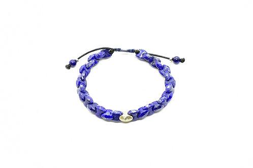 Lapis Lazuli Natural Gemstone Bracelet