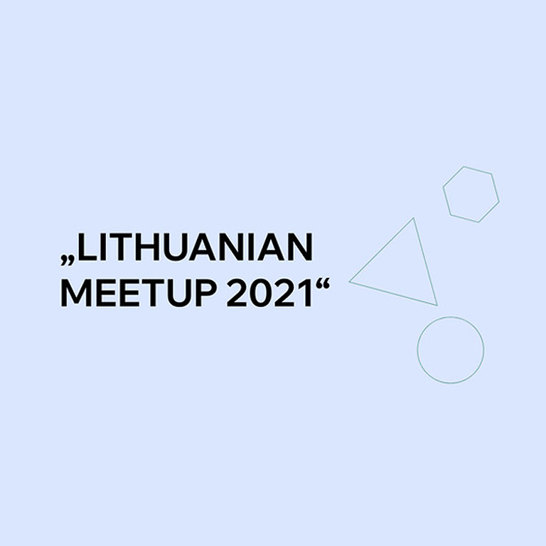 """Lithuanian Meetup 2021"""