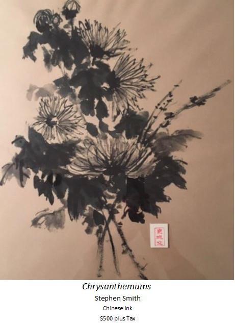 Chrysanthemums - Stephen Smith