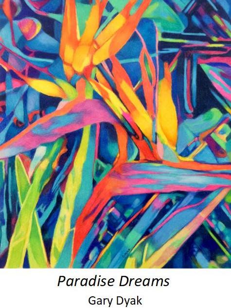 Paradise Dreams - Gary Dyak