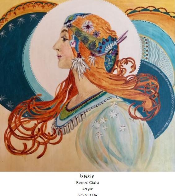 Gypsy - Renee Ciufo