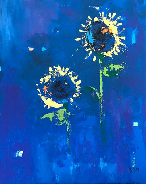 Sunflowers - Owen