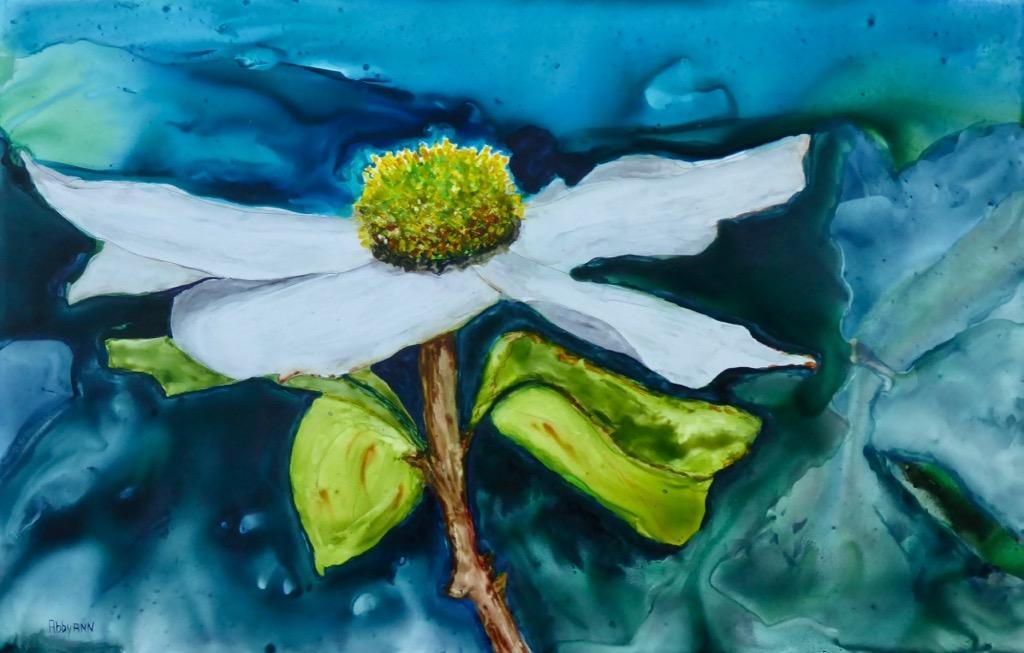Dogwood Blossom - Sisk