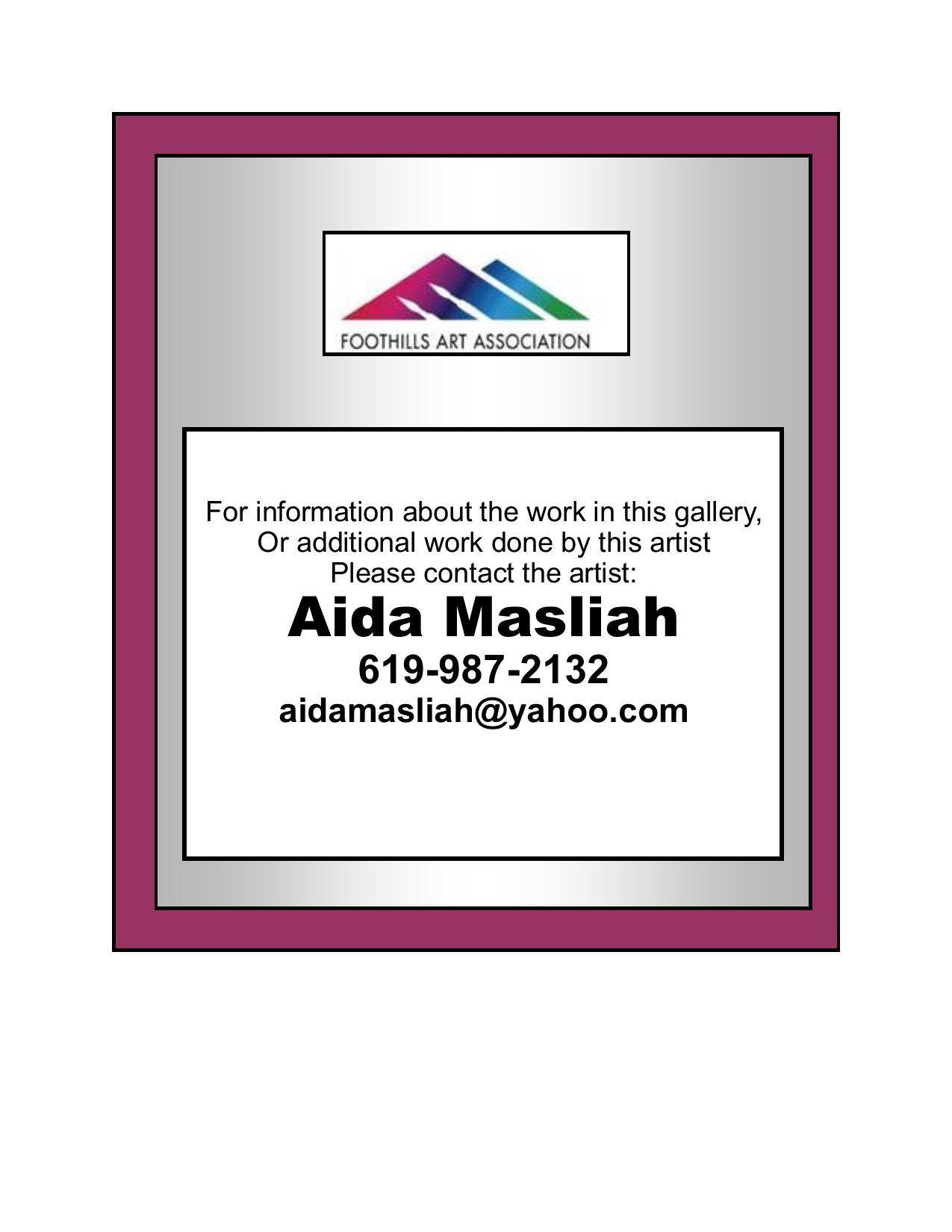 Aida Masliah