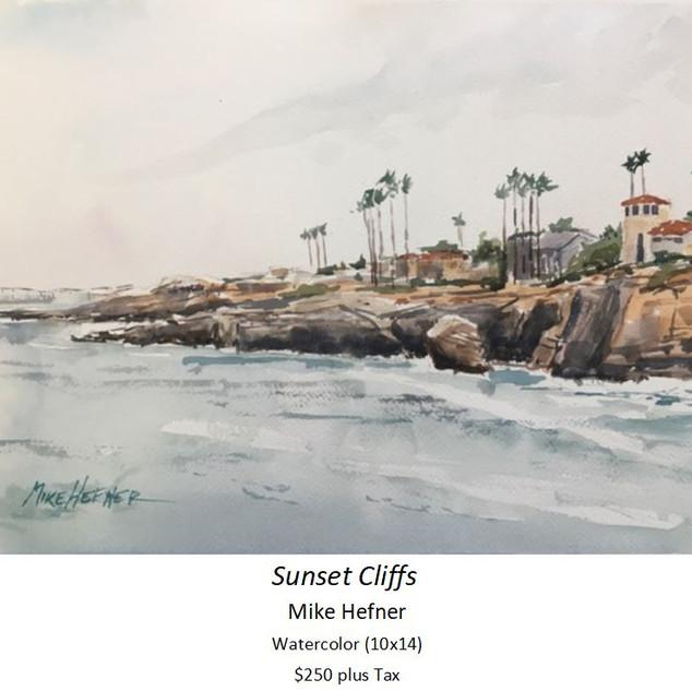 Sunset Cliffs - Mike Hefner