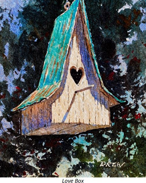 Love Box - Drew Bandish