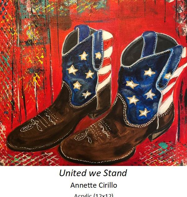 United we Stand - Annette Cirillo