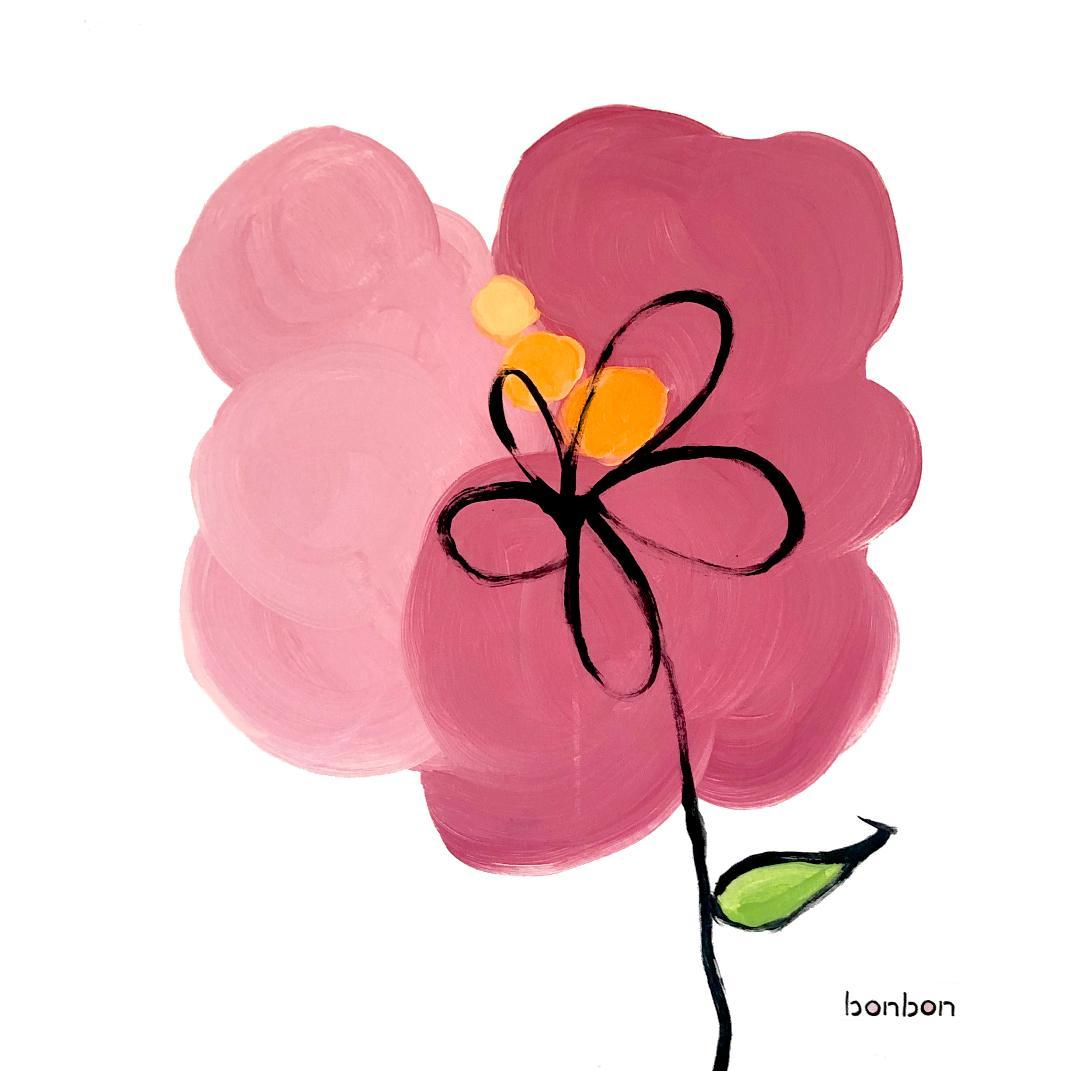 Pink Flower - Owen