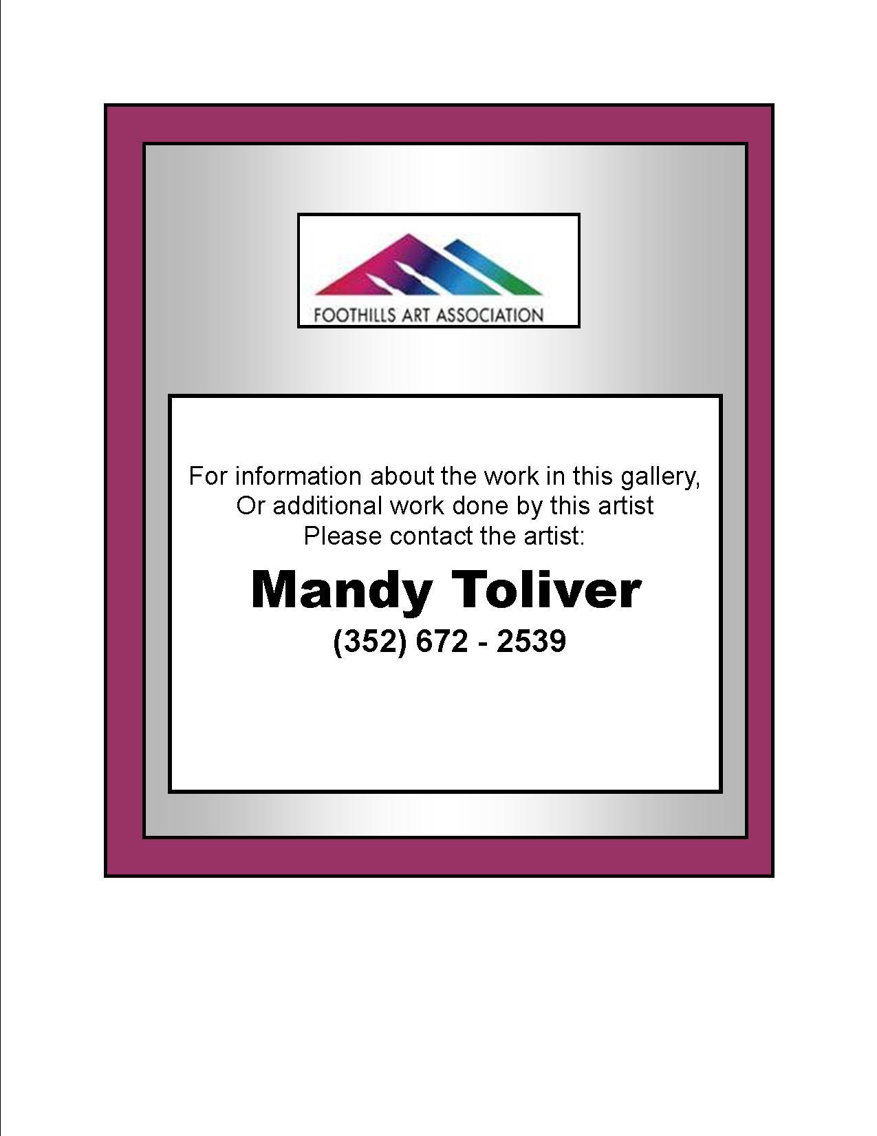 Mandy Toliver