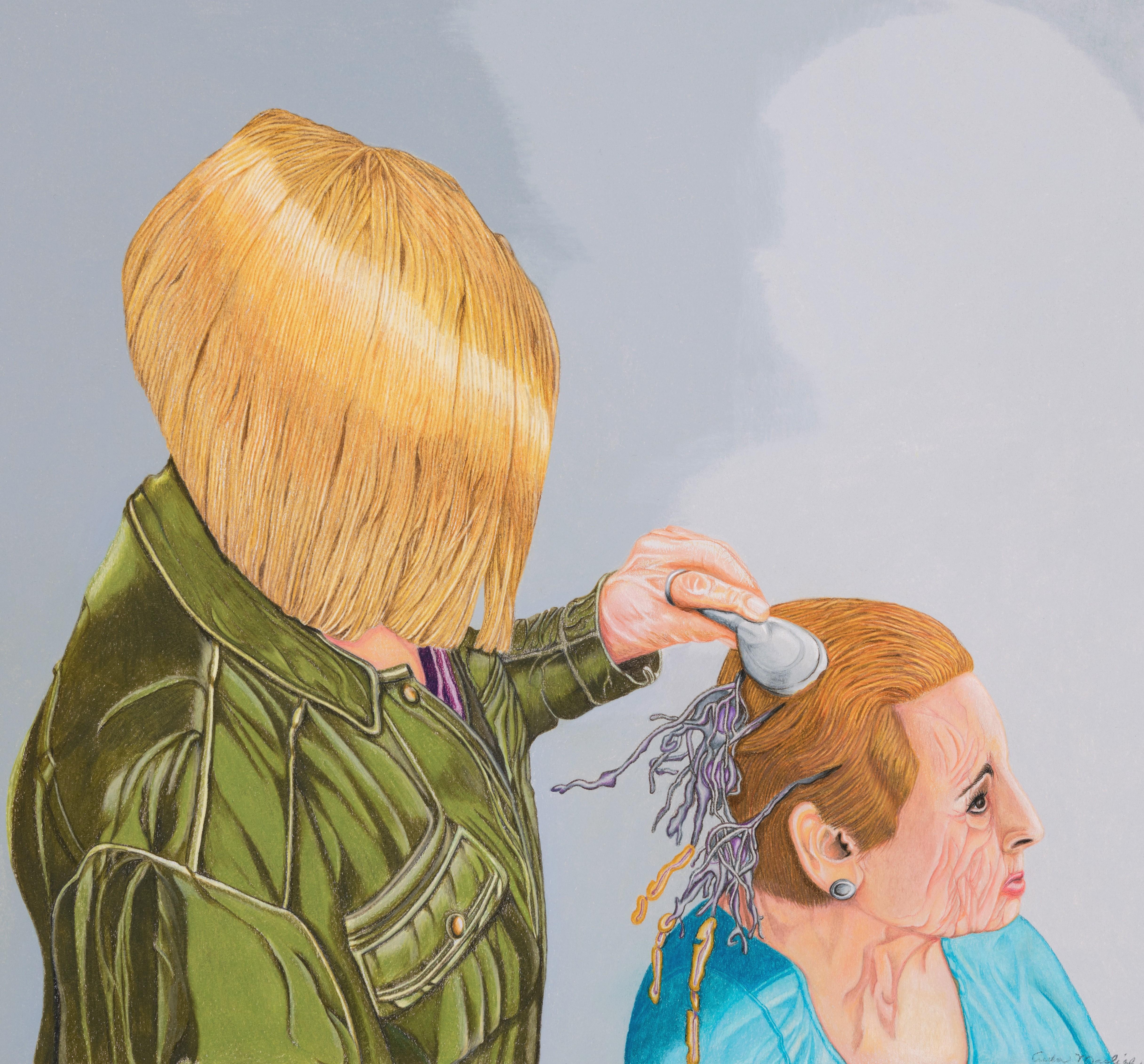 Brushing Mom's Alzheimer's Tangles Out -