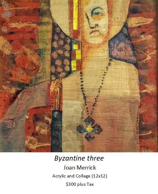 Byzantine three - Joan Merrick