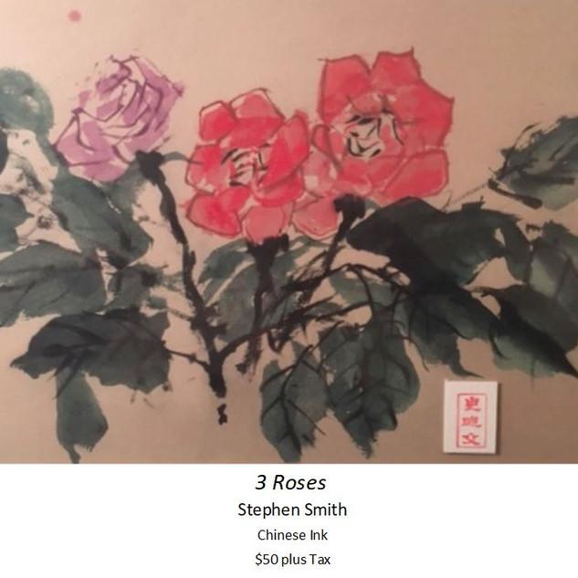 3 Roses - Stephen Smith