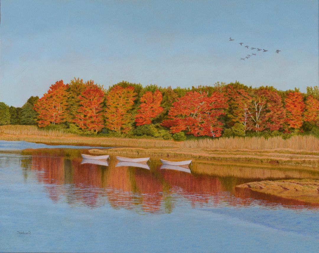 On Dory Pond - Atkinson