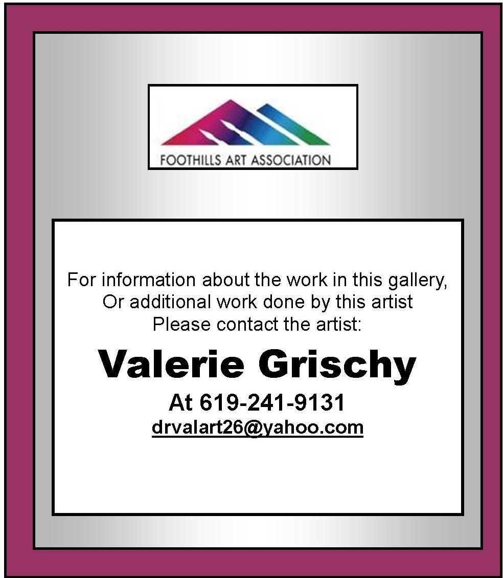 Valerie Grischy
