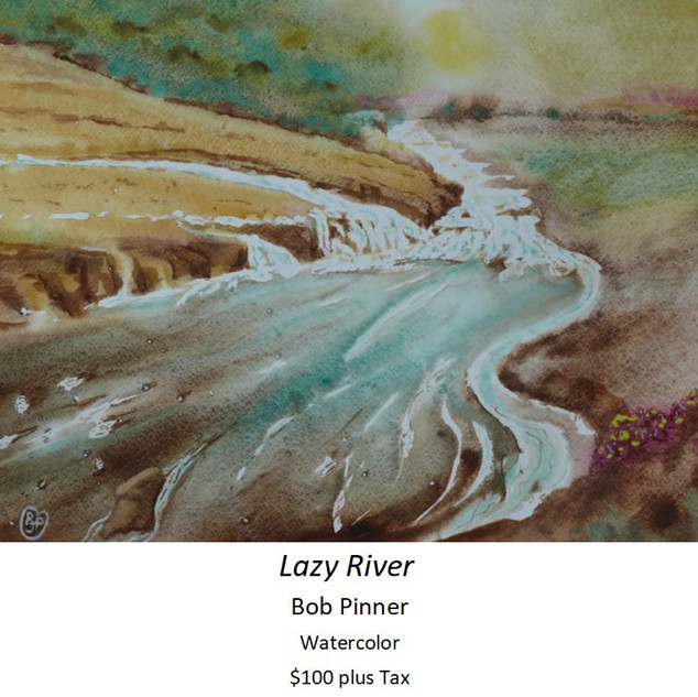 Lazy River - Bob Pinner