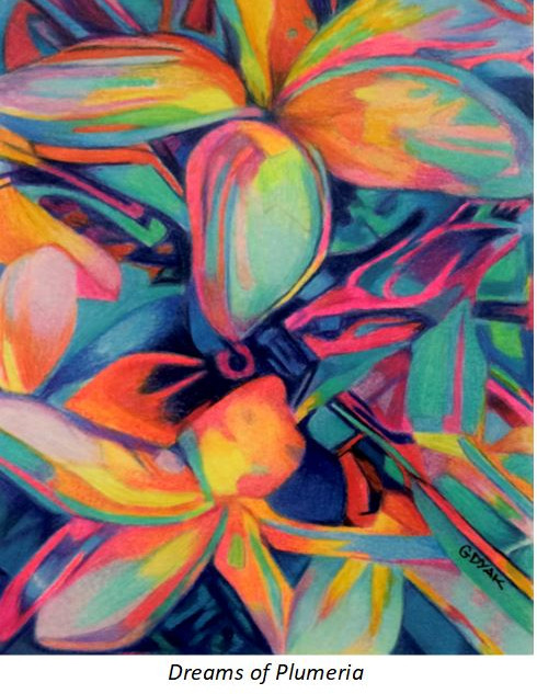 Dreams of Plumeria - Gary Dyak