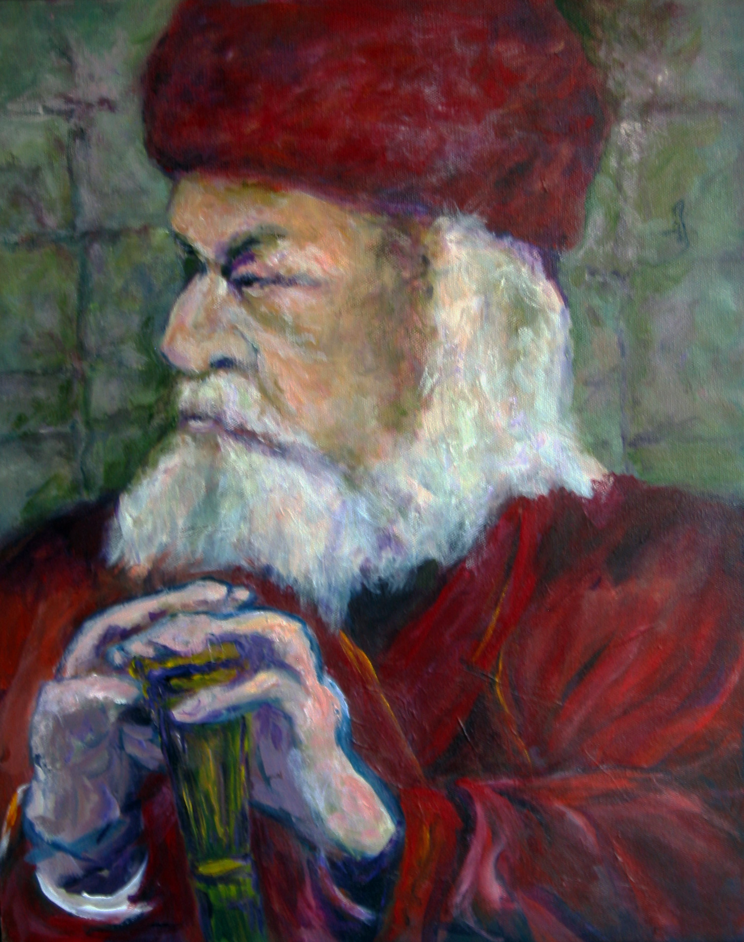 Russian Rabbi - Korey