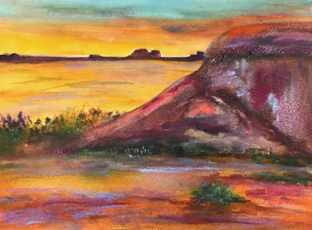 Desert Dreams - Sisk