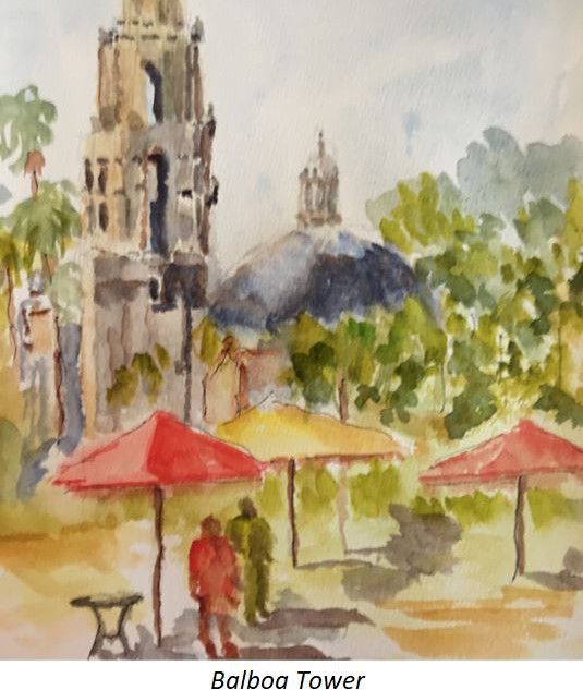 Balboa Tower - Michelle Regan