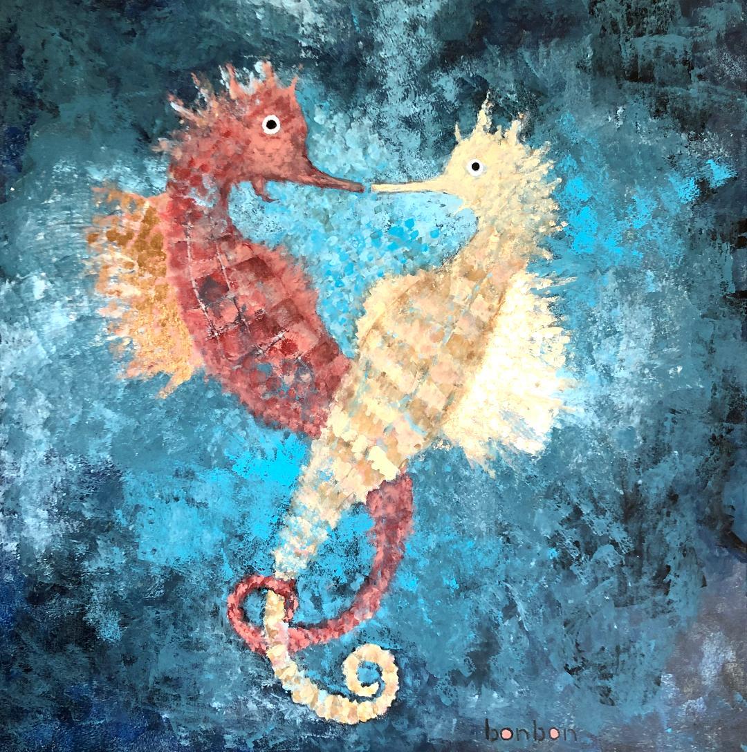 Sea Horse Love - Owen