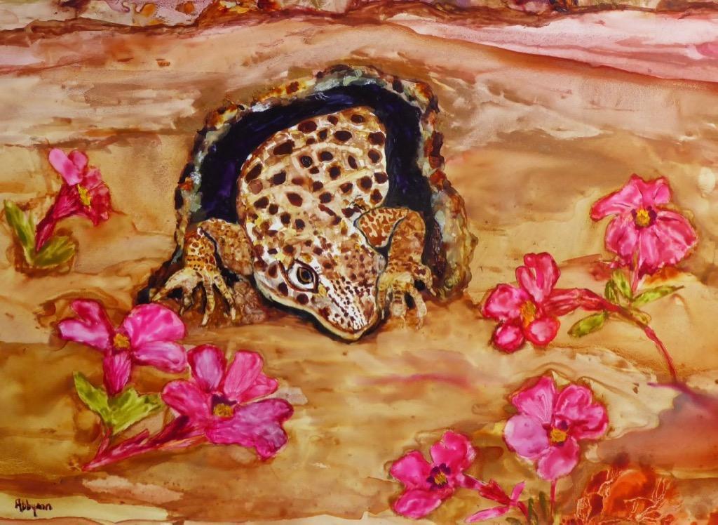 Spotted Lizard - Sisk