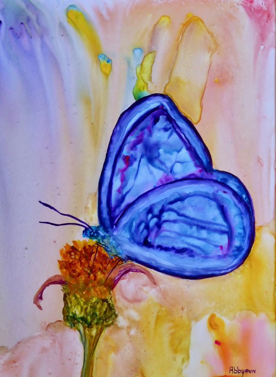 Mary's Butterfly - Sisk