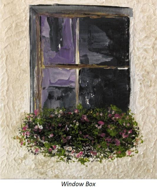 Window Box - Annette Cirillo