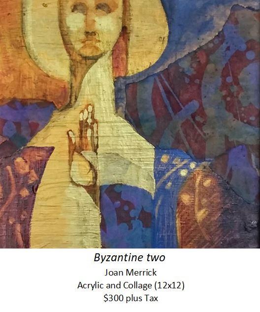 Byzantine two - Joan Merrick