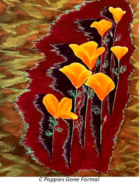 C Poppies Gone Formal - Scott Trimlett