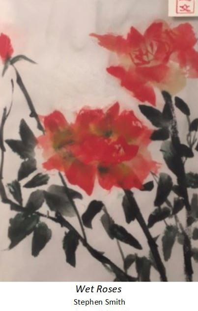 Wet Roses - Stephen Smith