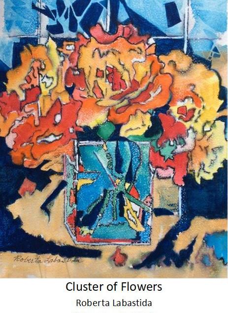 Cluster of Flowers - Roberta Labastida