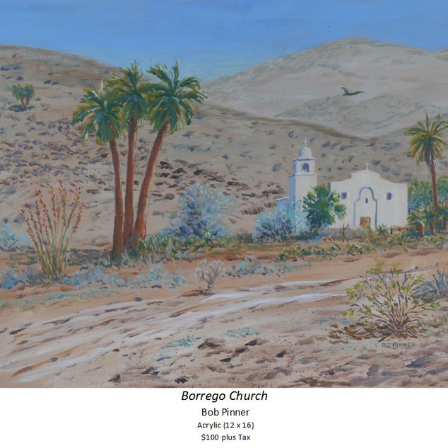 Borrego Church - Bob Pinner